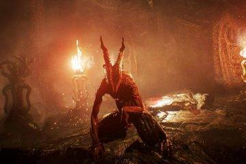 Разработчики игры Agony показали вырезанные сцены 1