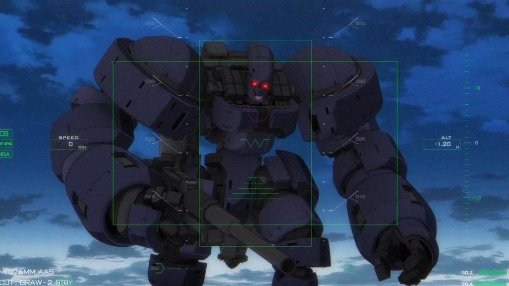 «Стальная тревога!»: мир и герои аниме 35
