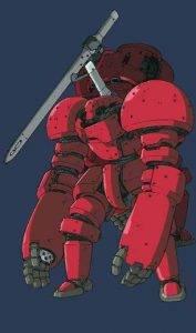 «Стальная тревога!»: мир и герои аниме 13