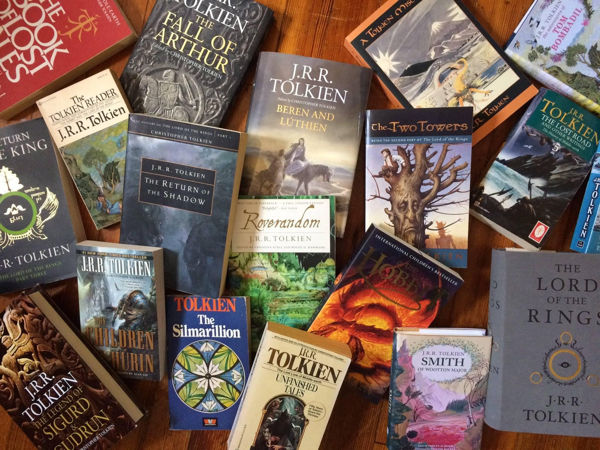 Путеводитель по книгам Толкина: как ориентироваться в произведениях Профессора? 2