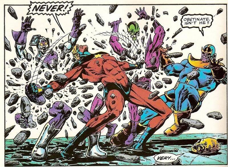 Как победить Таноса? Примеры из комиксов 11