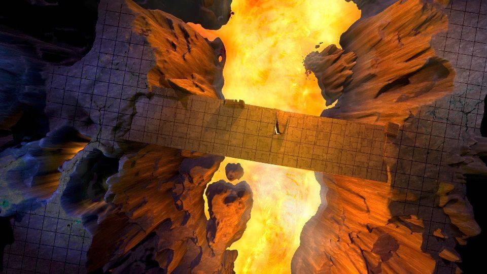 Посмотрите на эти анимированные карты для Dungeons & Dragons!