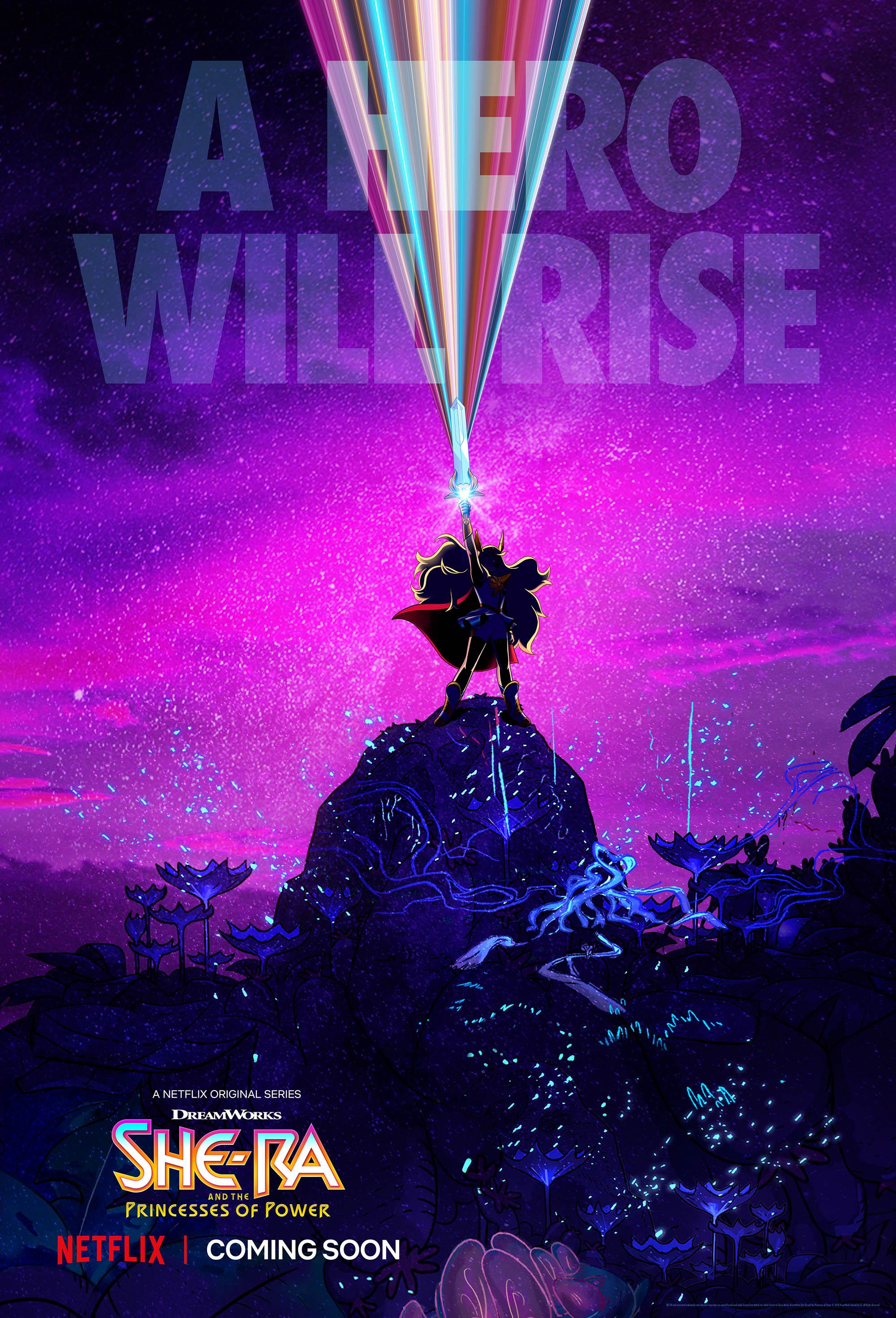 Мультсериал «Ши-Ра: Принцесса Силы» получит перезапуск на Netflix 1