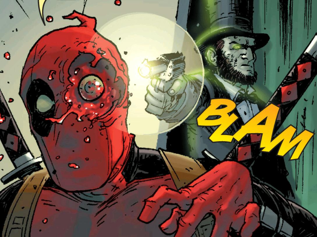 Дэдпул в комиксах: Классная, обалденная, невероятно крутая статья обо мне! 10