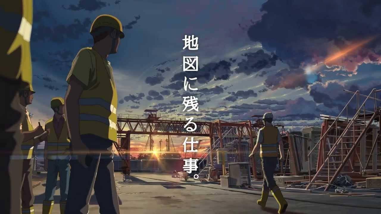 Макото Синкай опять снял шедевр — на этот раз в виде рекламного ролика