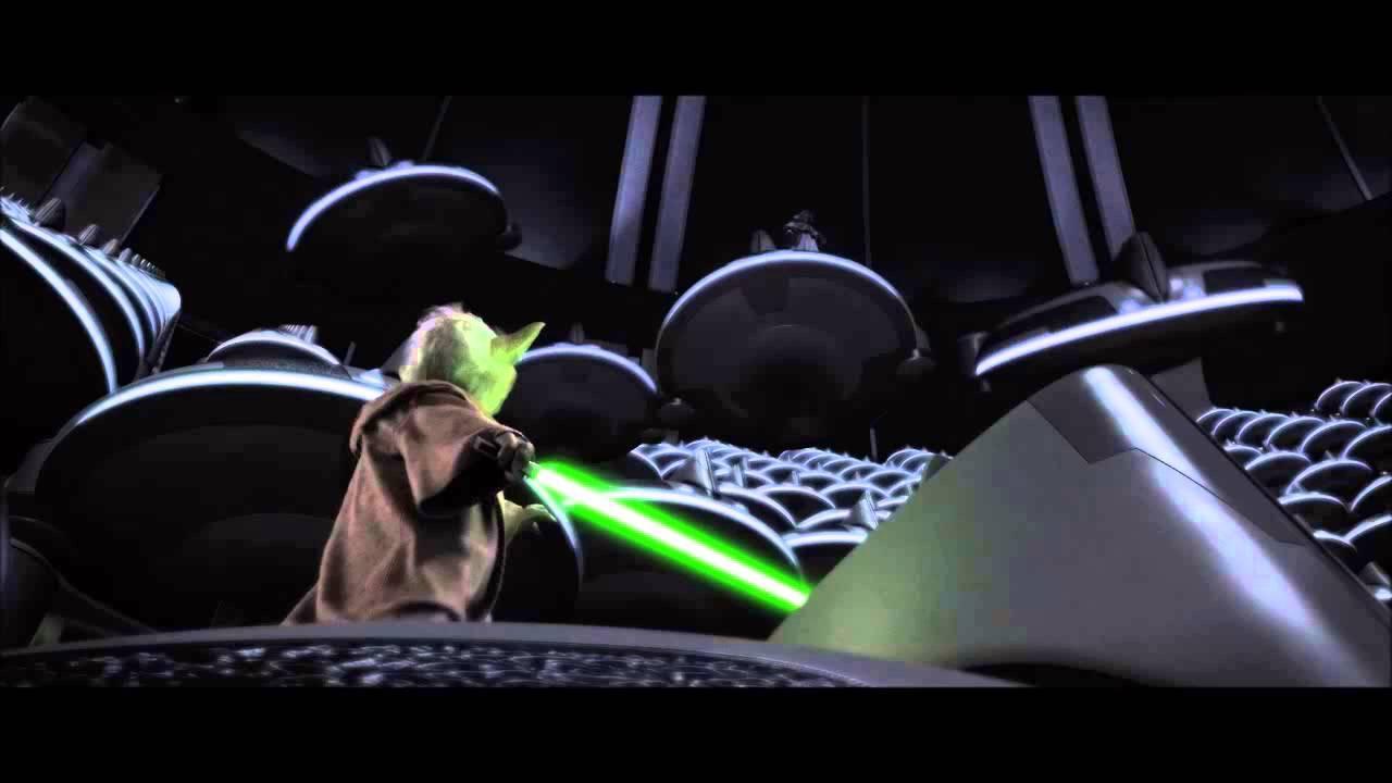 В Сети появились альтернативные сцены из третьего эпизода «Звёздных войн»