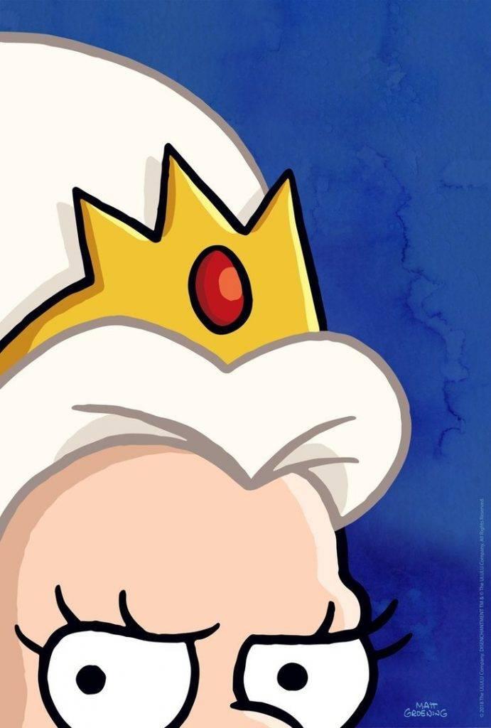 Мэтт Грейнинг тизерит свой стёбный фэнтези-мультсериал для Netflix 3
