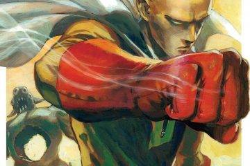 One-Punch Man. Манга, с которой всё началось 4