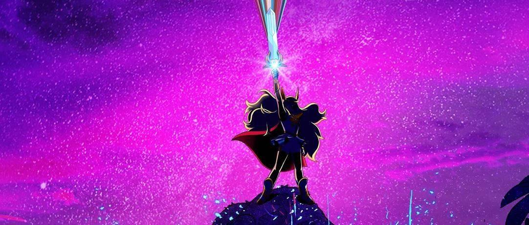 Мультсериал «Ши-Ра: Принцесса Силы» получит перезапуск на Netflix