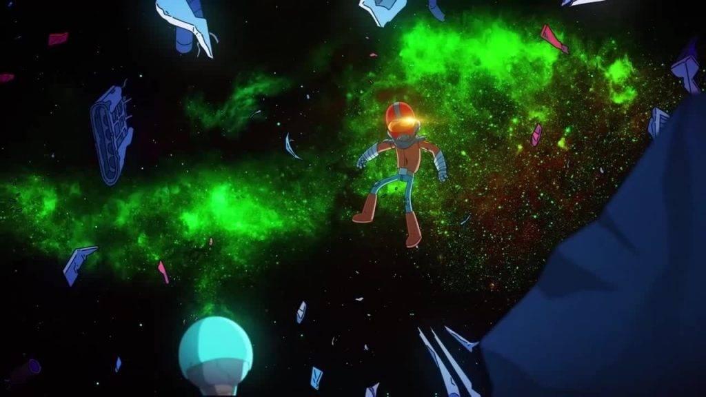 «Космический рубеж»: вау-мультсериал, который не стоит пропускать 6