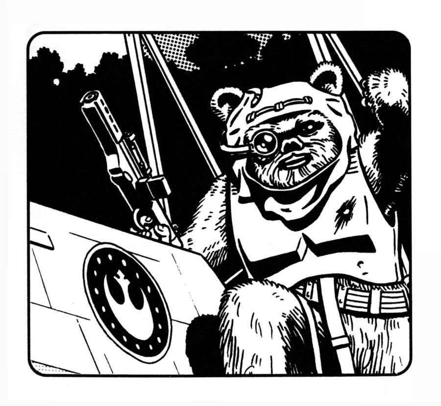 «Последний выстрел». Что мыузнали изновой книги поStar Wars 3