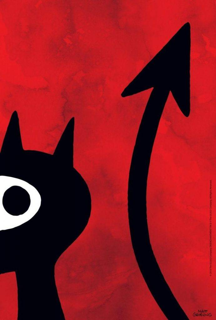 Мэтт Грейнинг тизерит свой стёбный фэнтези-мультсериал для Netflix 4