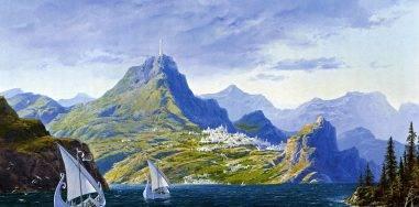 Путеводитель по книгам Толкина: как ориентироваться в произведениях Профессора? 12
