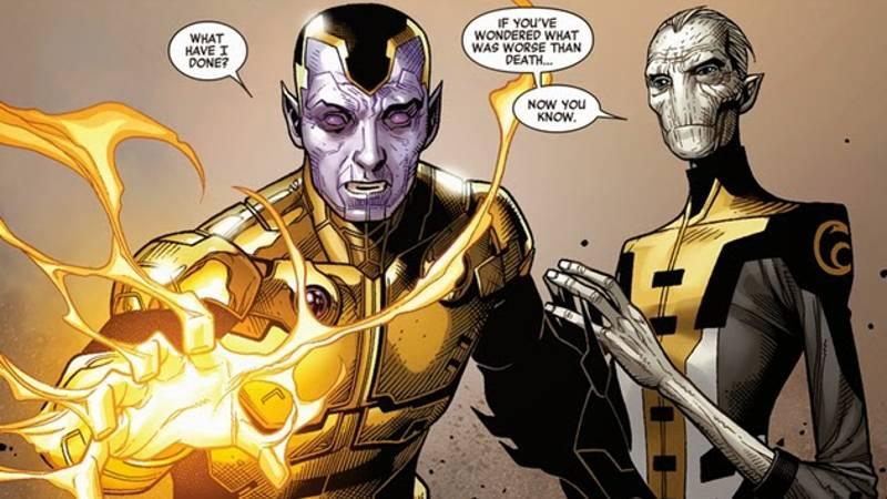 Как победить Таноса? Примеры из комиксов 4