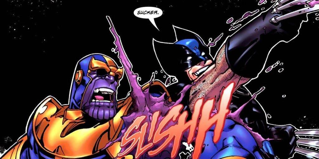 Как победить Таноса? Примеры из комиксов 3