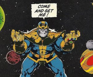Как победить Таноса? Примеры из комиксов 2