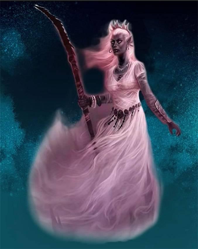 Арт: демоны, монстры и могущественный волшебник в новой книге Dungeons & Dragons 19