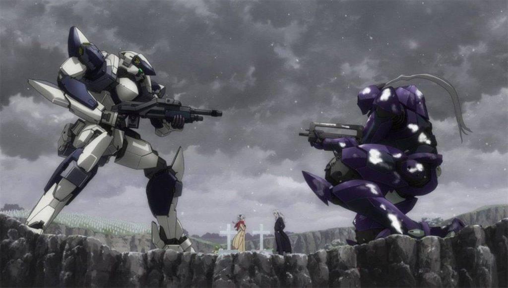 «Стальная тревога!»: мир и герои аниме 3