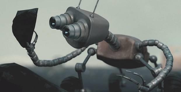 Короткометражка: Wire Cutters. Красивая притча о роботах