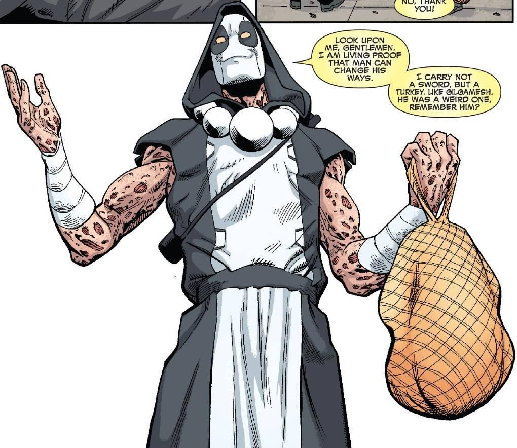 Дэдпул в комиксах: Классная, обалденная, невероятно крутая статья обо мне! 16