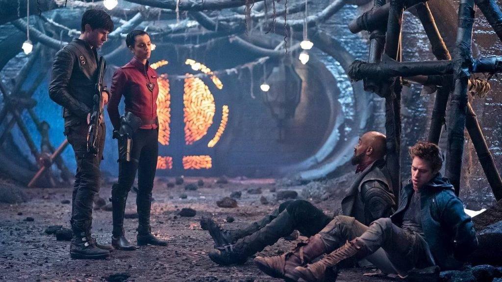 Сериал «Криптон»: предски Супермена из трущоб