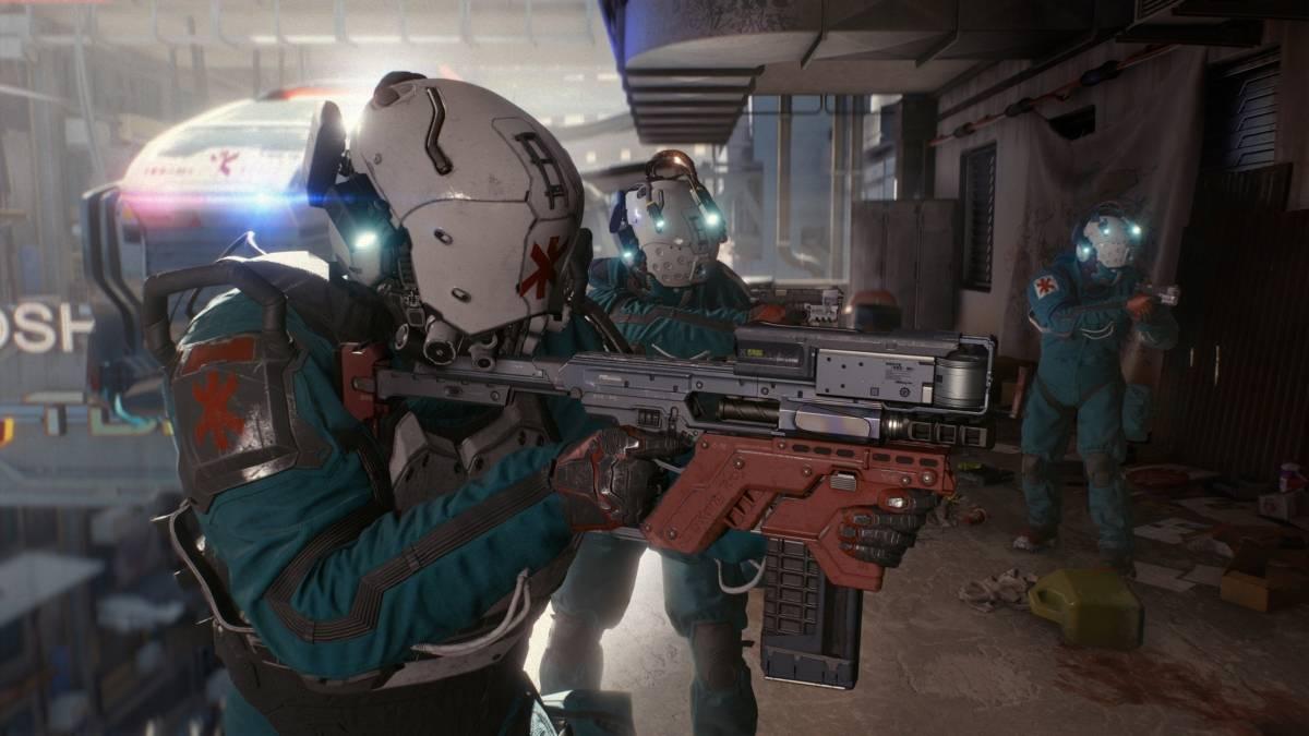 Редактор персонажа, открытый мир, FPS. Что известно о Cyberpunk2077? 3