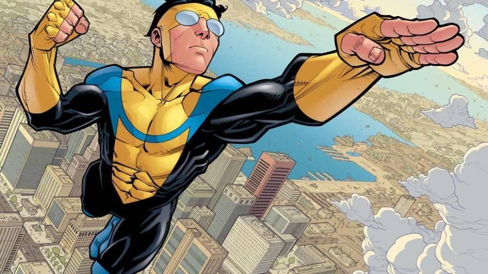 Amazon заказал мультсериал по мотивам комиксов «Неуязвимый» Роберта Киркмана