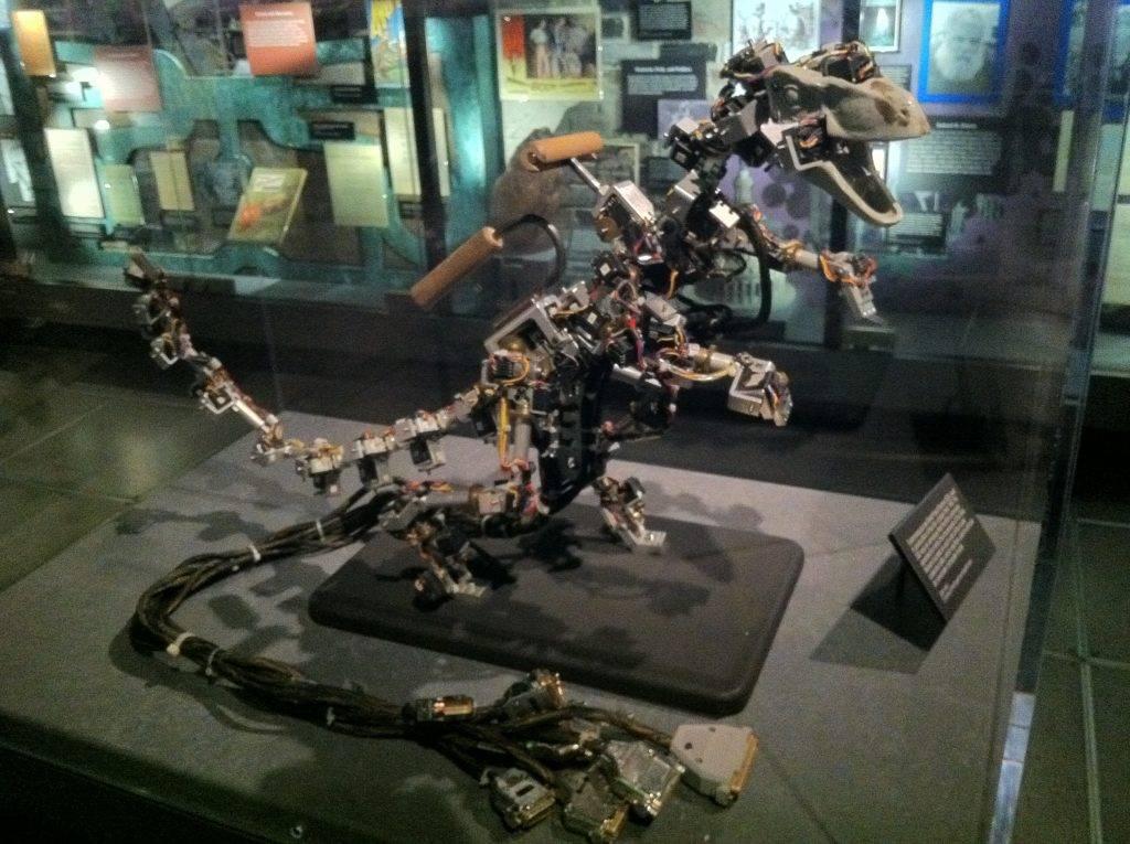 Как создают динозавров в кино 1