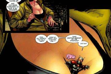 Человек-муравей в комиксах. Эрик О'Грейди