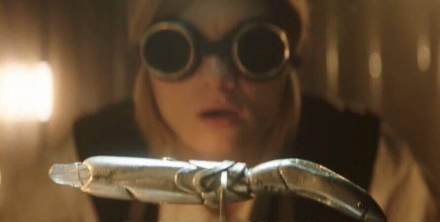 В Сеть слили отрывок нового Доктора Кто. Вот только посмотрите на Тринадцатую! 2