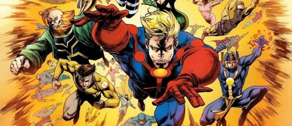 Какие фильмы Marvel выйдут после «Войны бесконечности»?