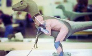 Как создают динозавров вкино