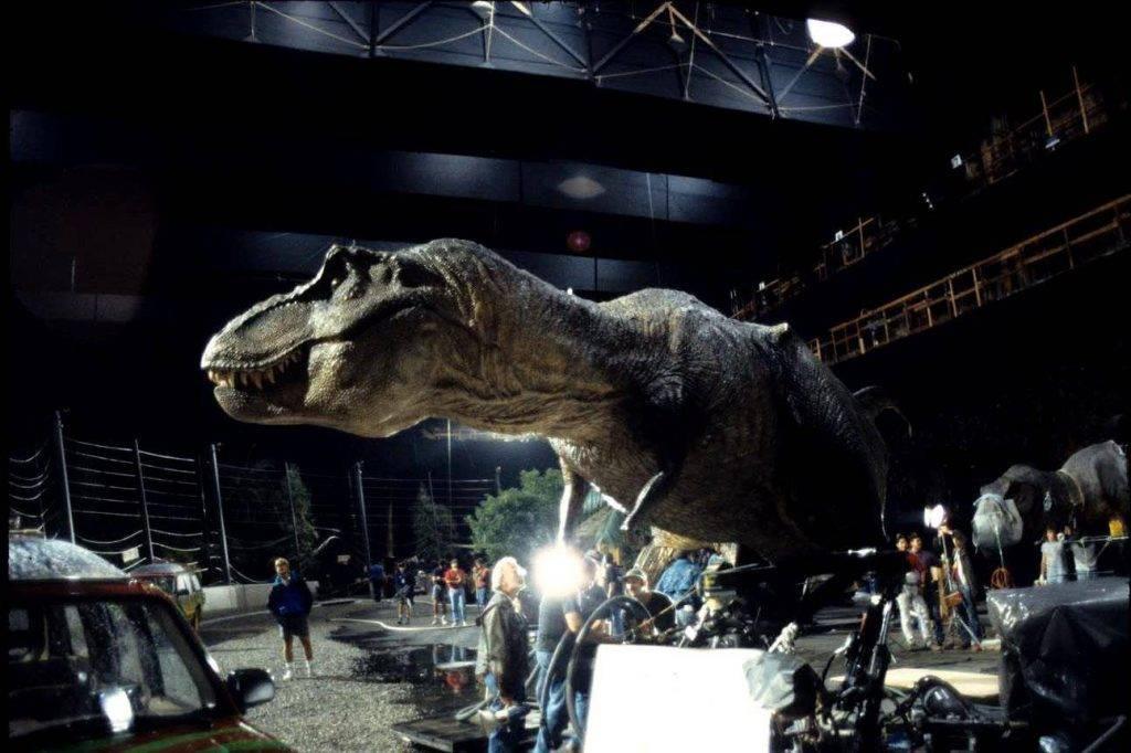 «Парк юрского периода»: 25 лет назад динозавры воскресли 18