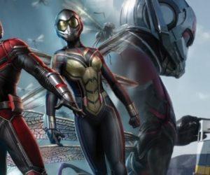 Сколько сцен после титров в «Человеке-муравье и Осе»?