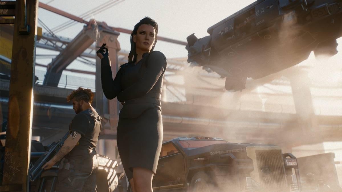 Редактор персонажа, открытый мир, FPS. Что известно о Cyberpunk 2077? 5
