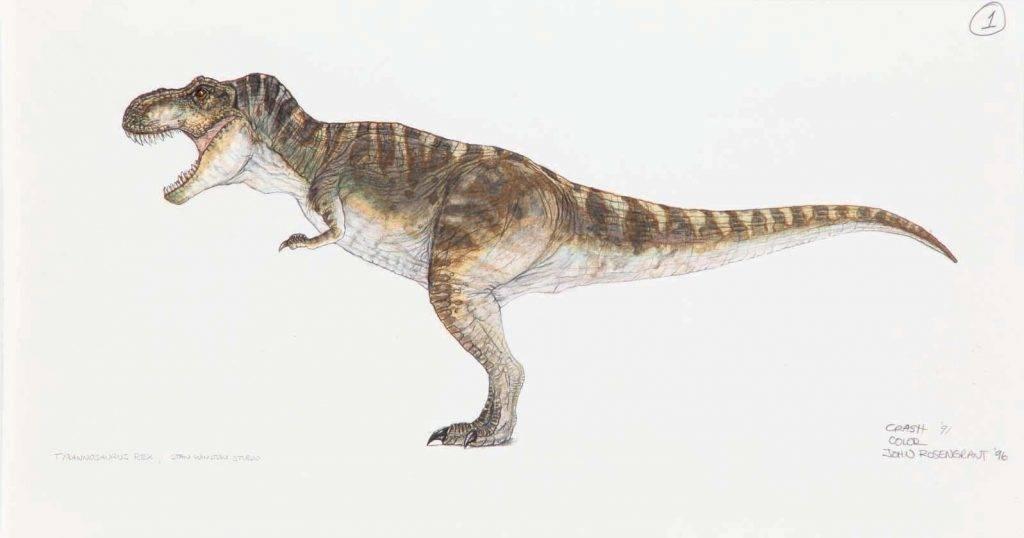 «Парк юрского периода»: 25 лет назад динозавры воскресли 3