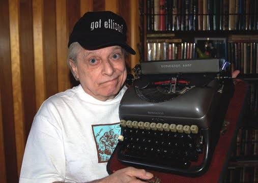 Как Харлан Эллисон стал классиком при жизни, посылая всех нахер