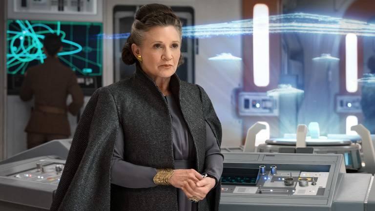 Тодд Фишер хочет, чтобы в IX эпизоде «Звёздных войн» вернулась принцесса Лея