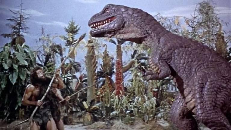 Как создают динозавров в кино 4