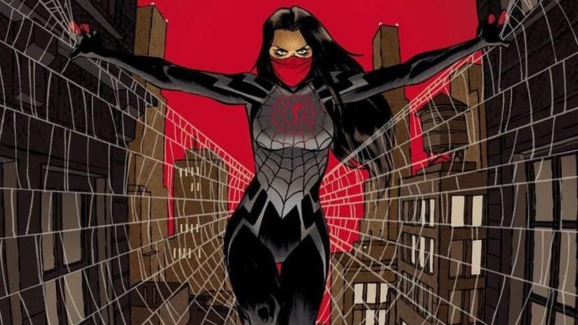 Sony запускают в производство спин-офф «Человека-паука» про супергероиню Шёлк