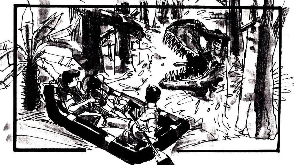 «Парк юрского периода»: 25 лет назад динозавры воскресли 14