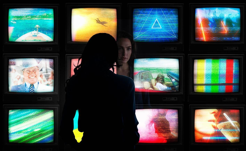 Фото: Стив Тревор, Чудо-женщина и стиль на новых фото «Чудо-женщина 2» 3