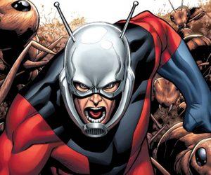Человек-муравей в комиксах