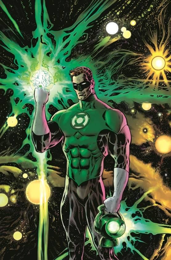 DC объявила о запуске новой серии комиксов о Зелёном фонаре