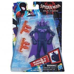 Игрушки Hasbro раскрыли героев мультфильма «Человек-паук: Через вселенные» 1