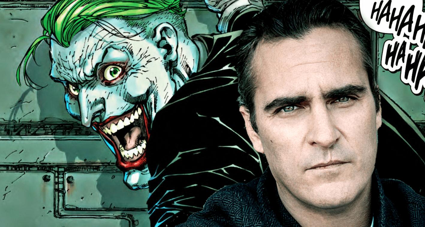 Премьера фильма о Джокере с Хоакином Фениксом состоится осенью 2019