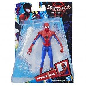 Игрушки Hasbro раскрыли героев мультфильма «Человек-паук: Через вселенные» 5