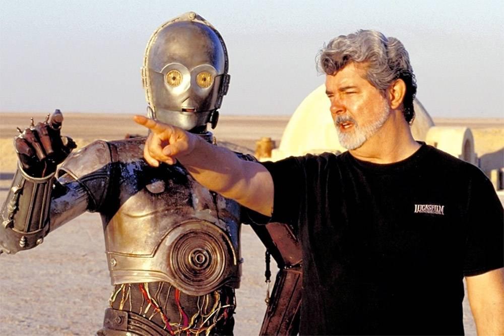 Слух: Джордж Лукас помогает со сценарием девятого эпизода «Звёздных войны»