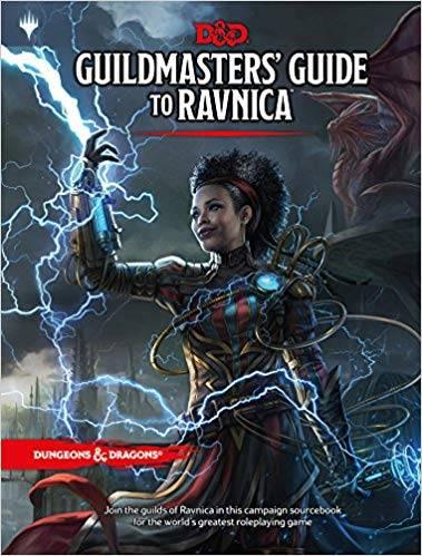 Утечка: Dungeons & Dragons ждёт кроссовер с Magic: The Gathering