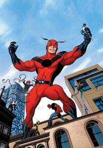 Человек-муравей в комиксах. Хэнк Пим 10